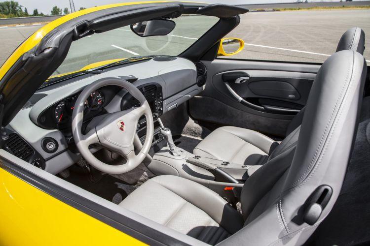 Por Que Comprar Descapotable Otono Invierno Porsche Boxster Interior