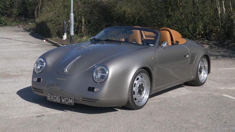Porsche 356 Speedster Boxster Dm 1