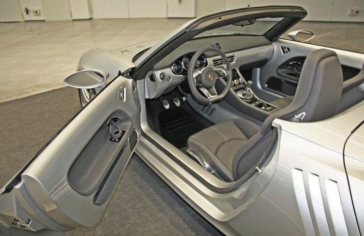 Porsche 550one Concept 1