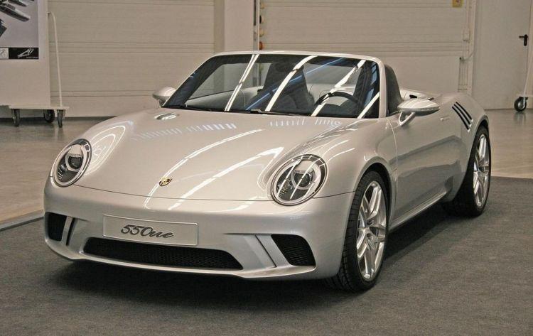 Porsche 550one Concept 3