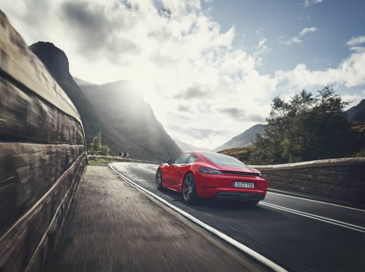 Porsche 718 Cayman Boxster T Dm 11