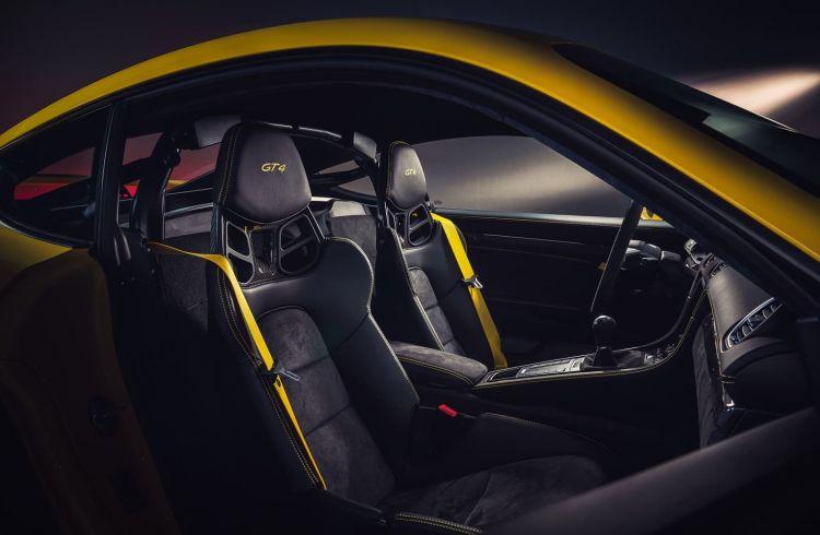 Porsche 718 Cayman Gt4 2019 0619 005
