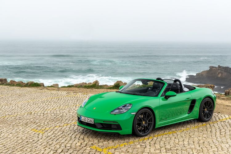 Porsche 718 Gts 40 Verde Phyton 14