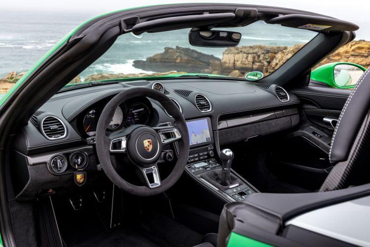 Porsche 718 Gts 40 Verde Phyton 16
