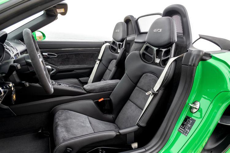 Porsche 718 Gts 40 Verde Phyton 25