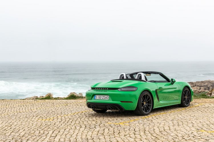 Porsche 718 Gts 40 Verde Phyton 27