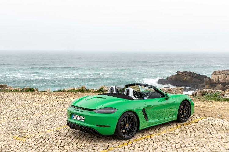 Porsche 718 Gts 40 Verde Phyton 28