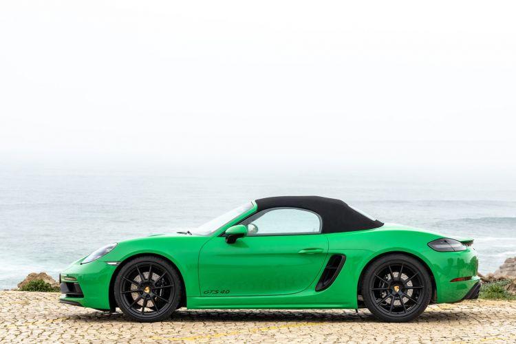 Porsche 718 Gts 40 Verde Phyton 30