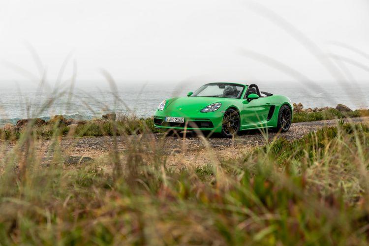 Porsche 718 Gts 40 Verde Phyton 33