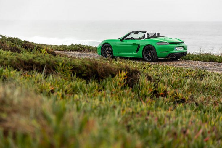 Porsche 718 Gts 40 Verde Phyton 34