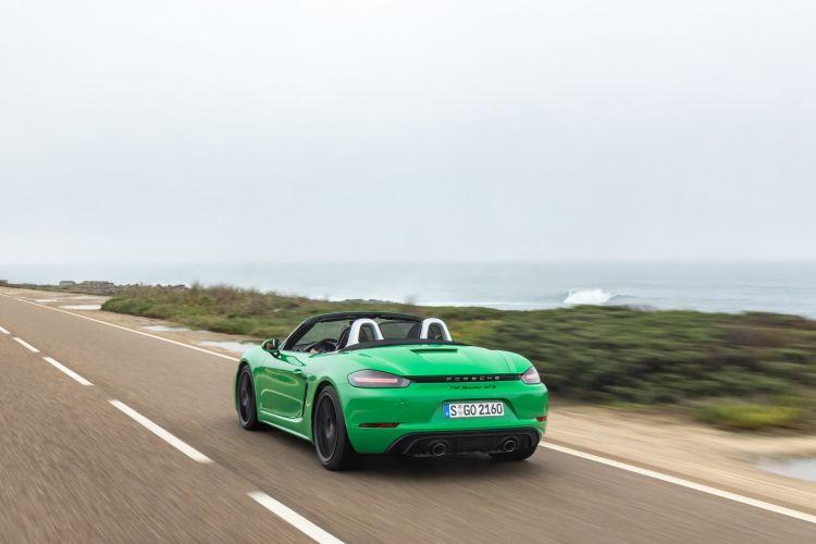 Porsche 718 Gts 40 Verde Phyton 9