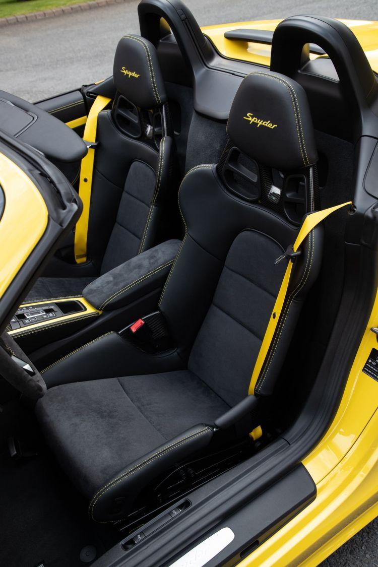Porsche 718 Spyder 0719 161