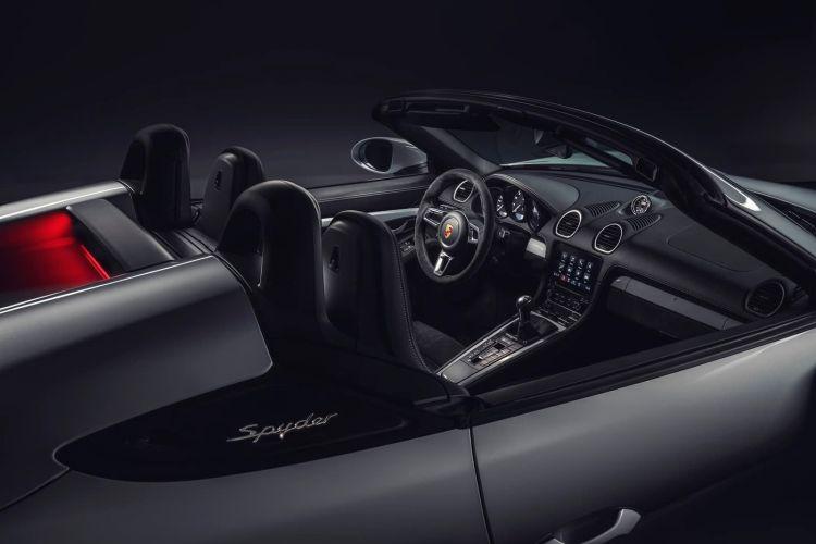 Porsche 718 Spyder 2019 0619 007