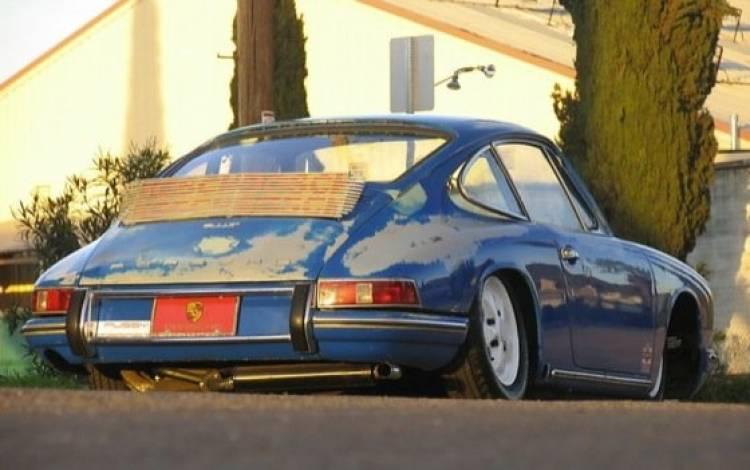 Porsche 911T de 1968