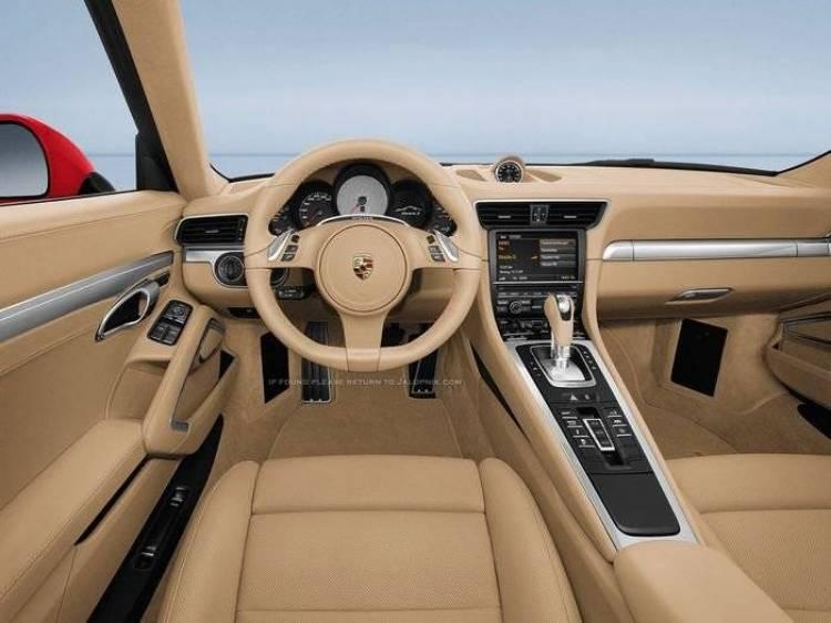 Nuevo Porsche 911, filtradas las primeras fotos oficiales
