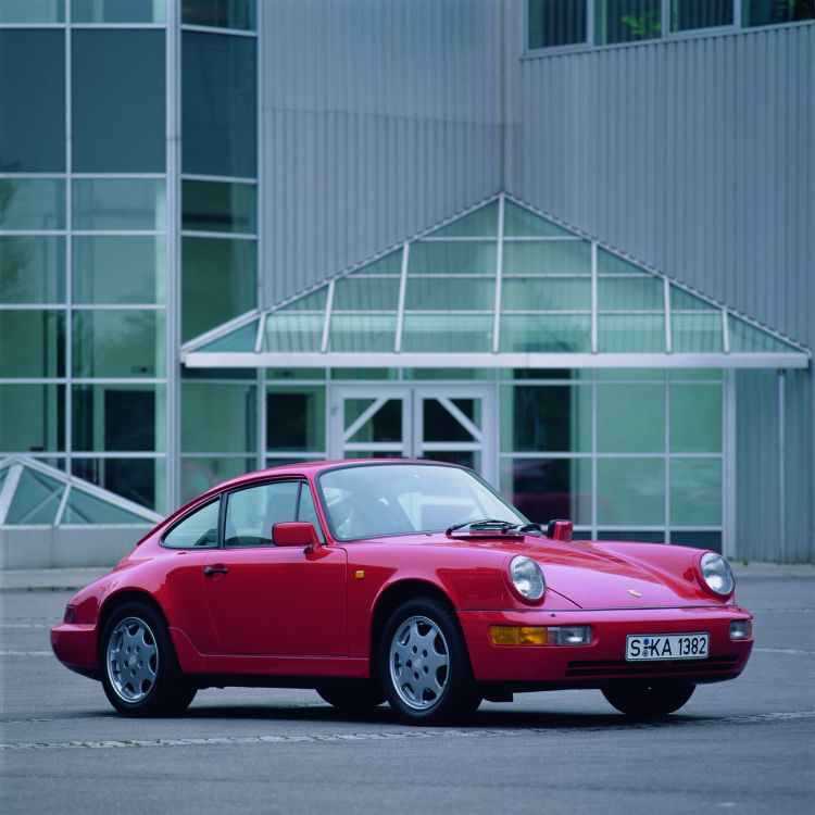 Porsche 911 964 Carrera 2 3 6 Coupe 1990