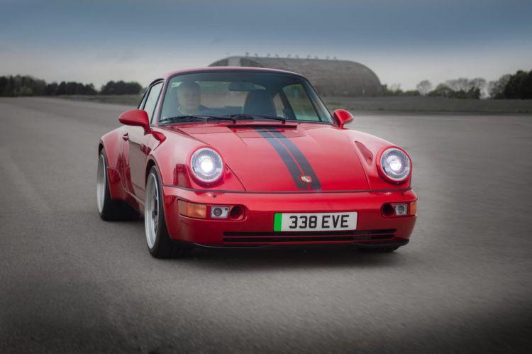 Porsche 911 964 Electrico Everrati 01