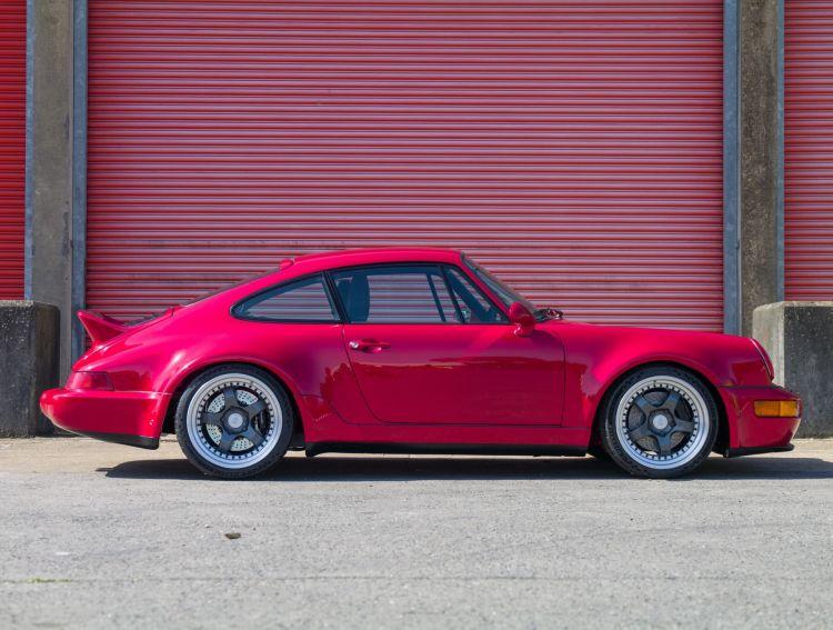 Porsche 911 964 Electrico Everrati 04