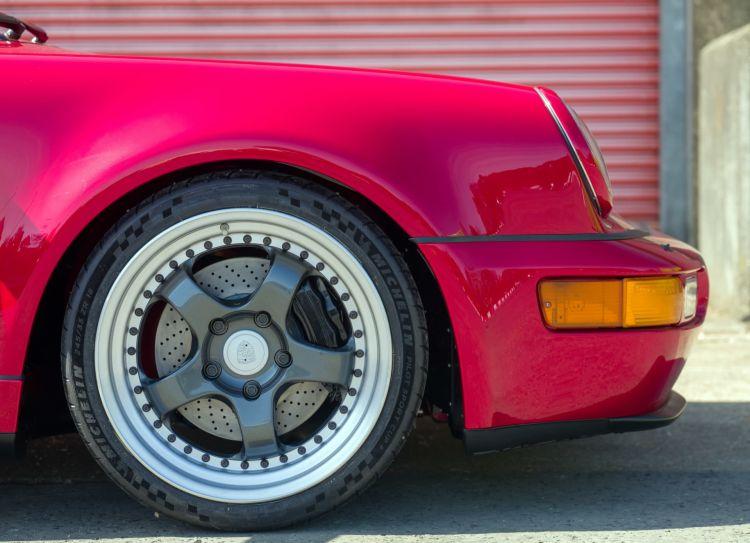 Porsche 911 964 Electrico Everrati 05