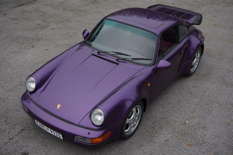 Porsche 911 964 Turbo Dm 3