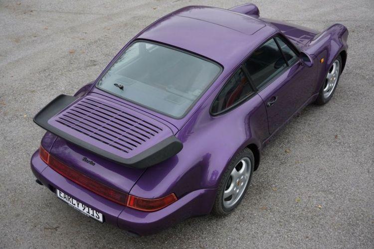 Porsche 911 964 Turbo Dm 4