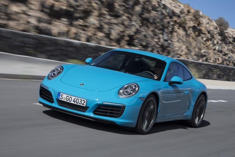 Porsche 911 991 Carrera 2011