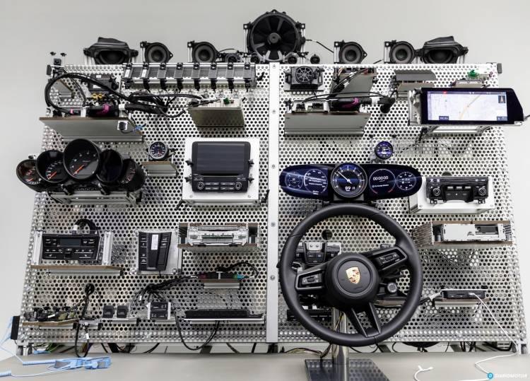 Porsche 911 992 Workshop 11