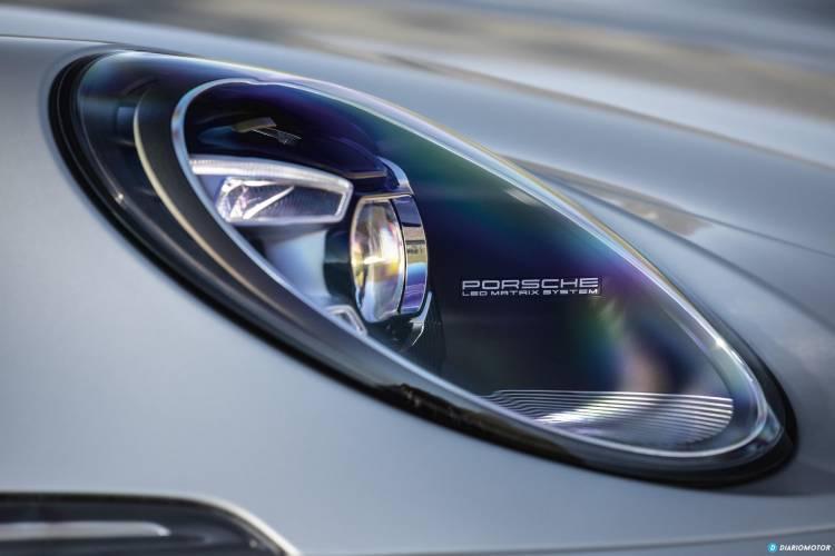 Porsche Matrix LED