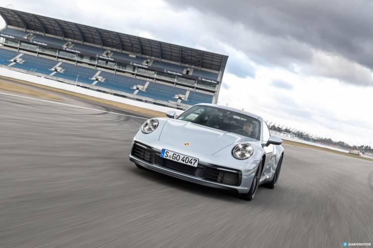 Porsche 911 992 Workshop 8