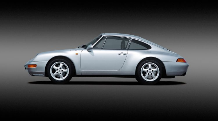1994, 911 Carrera Coupé, Typ 993, 3,6 Liter, Generationen