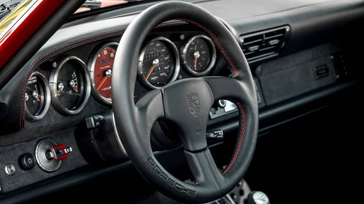 Porsche 911 993 Tuning Dm 16