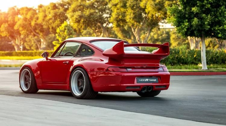 Porsche 911 993 Tuning Dm 17
