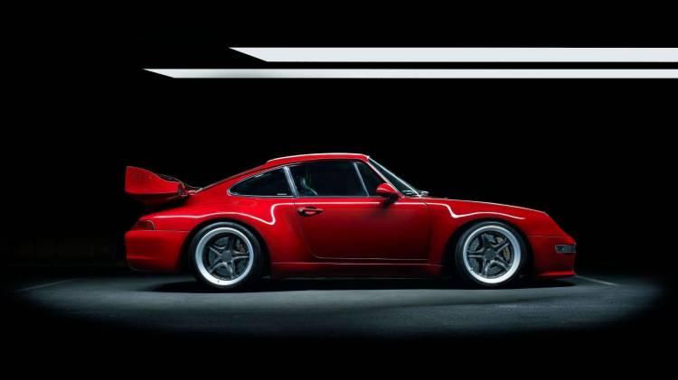 Porsche 911 993 Tuning Dm 4