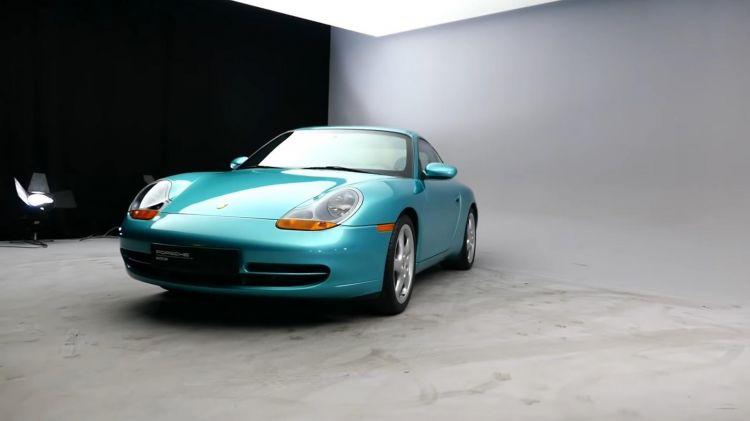 Porsche 911 996 Blindado 02
