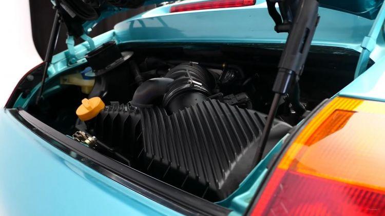 Porsche 911 996 Blindado 05