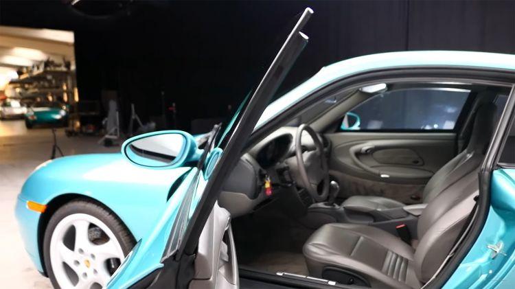 Porsche 911 996 Blindado 06