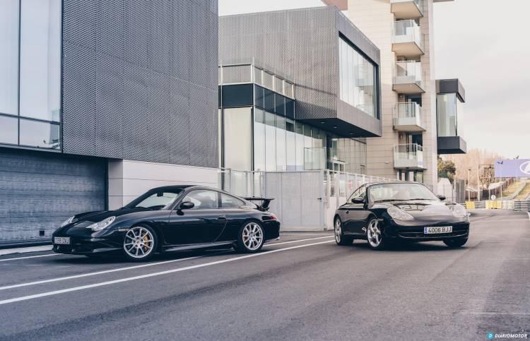 Porsche 911 996 Gt3 3