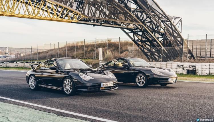 Porsche 911 996 Gt3 8