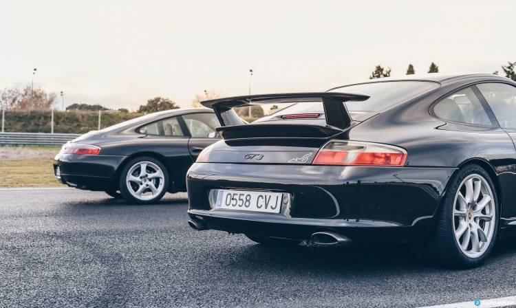 Porsche 911 996 Gt3 Aleron 9