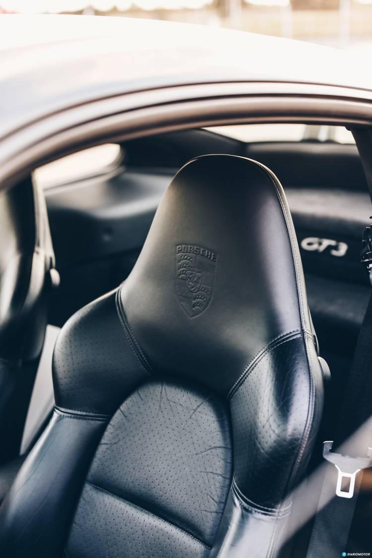 Porsche 911 996 Gt3 Asiento 15