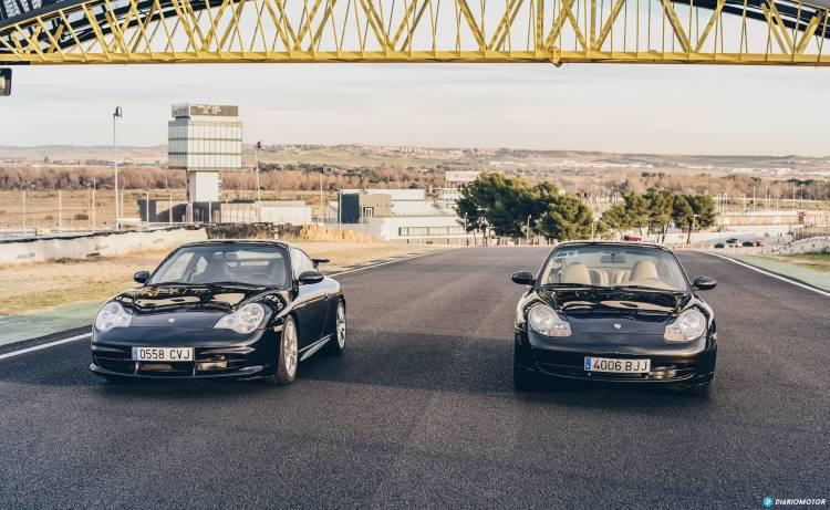 Porsche 911 996 Gt3 Frontal 6