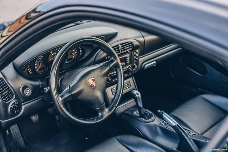 Porsche 911 996 Gt3 Interior 14