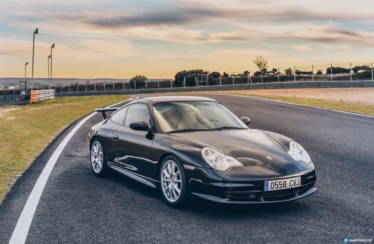 Porsche 911 996 Gt3 Interior 21