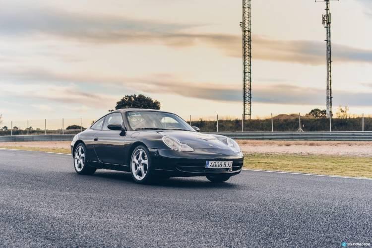 Porsche 911 996 Gt3 Interior 22