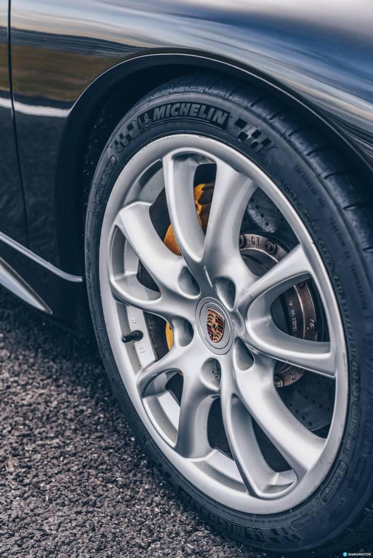 Porsche 911 996 Gt3 Llanta 12