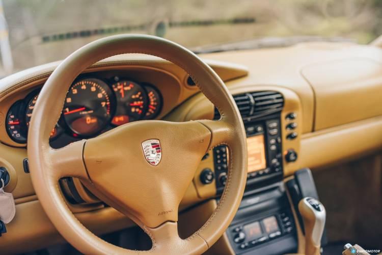 Porsche 911 996 Amanecer Porsche 911 12