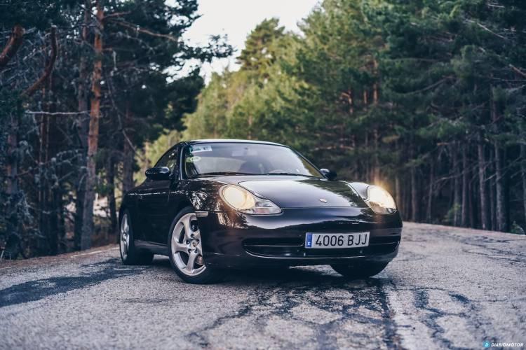Porsche 911 996 Amanecer Porsche 911 16