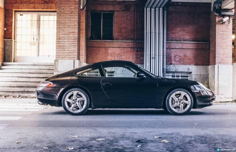 Porsche 911 996 Amanecer Porsche 911 31