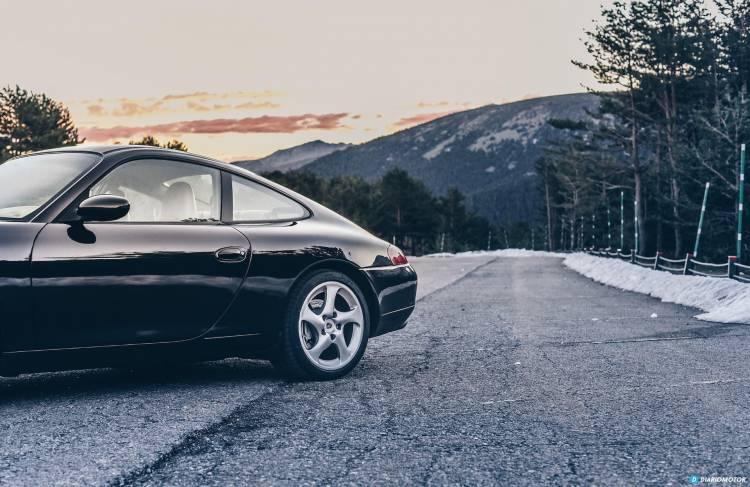 Porsche 911 996 Amanecer Porsche 911 6