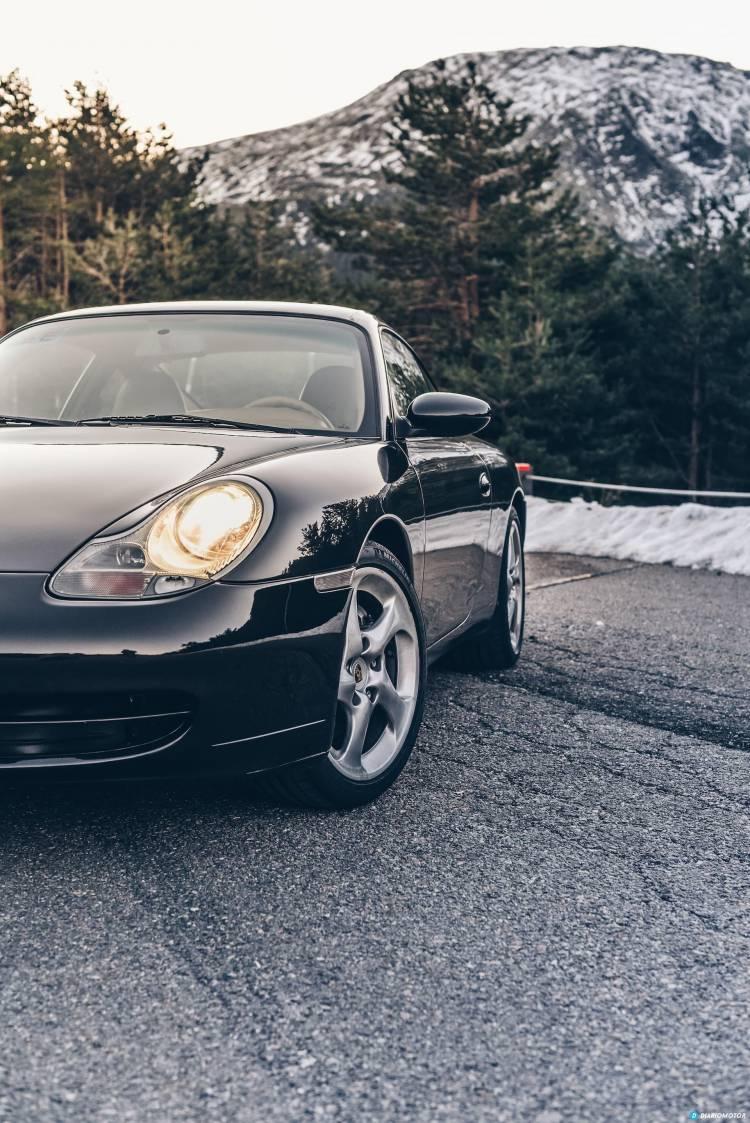Porsche 911 996 Amanecer Porsche 911 9